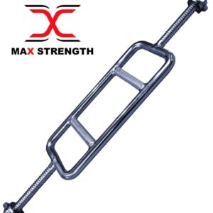 Max Strength-Tricep Weight Bar - Tricep Extension & Hammer Curl Bar